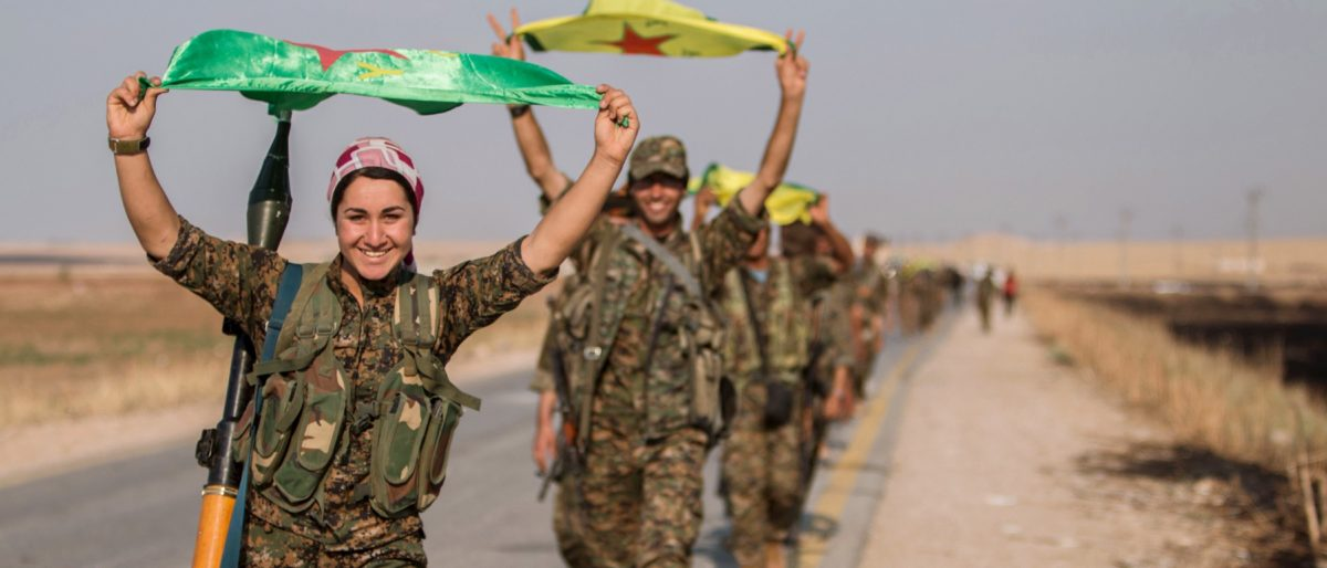 Permalink to: About Rojava